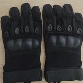 Перчатки текстильные, не ношенные, размер М.