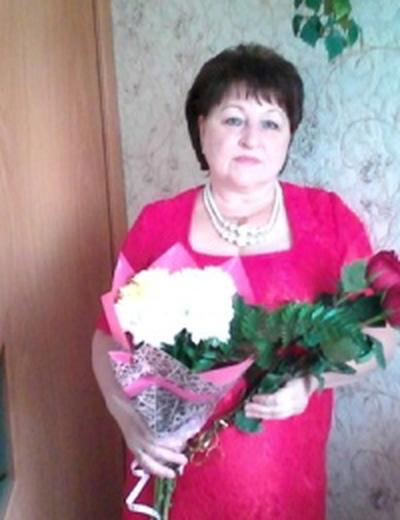Vera Terekhova, Kuznetsk