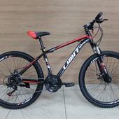 """Велосипед LIMIT TX 800 Disc (2021) 26"""" Черный/Красный"""