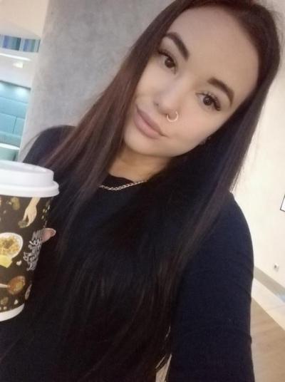 Ангелина Зайцева, Москва