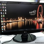 "Монитор LG Flatron W2243S-PF  / 21.5"""