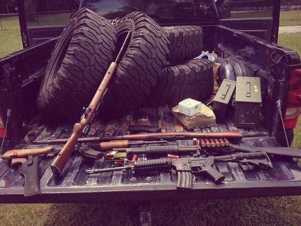 Калибр нарезного стрелкового оружия
