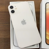 iPhone 12 mini 64 White (6 мес б/у)