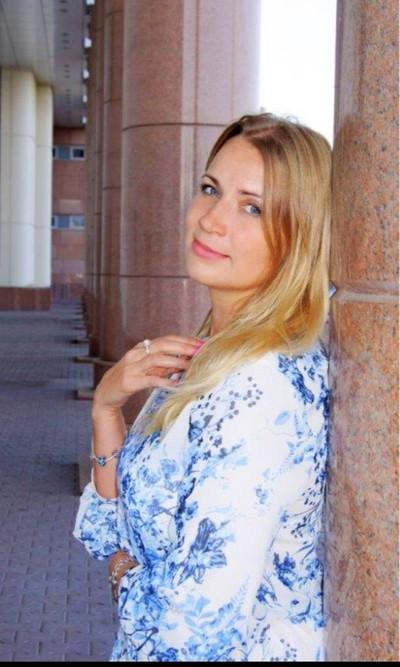 Елена Данилюк, Красноярск