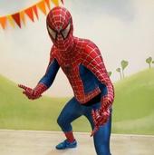 Аниматор Человек-паук 3