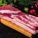 Грудинка свиная цена за 1 кг