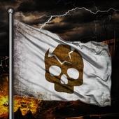 Флаг Бандитов диз.№2