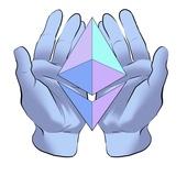 Регистрация транзакции в блокчейне Ethereum