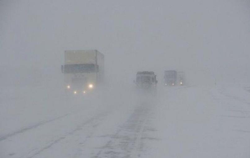 Мэрия объявила штормовое предупреждение в Оренбурге
