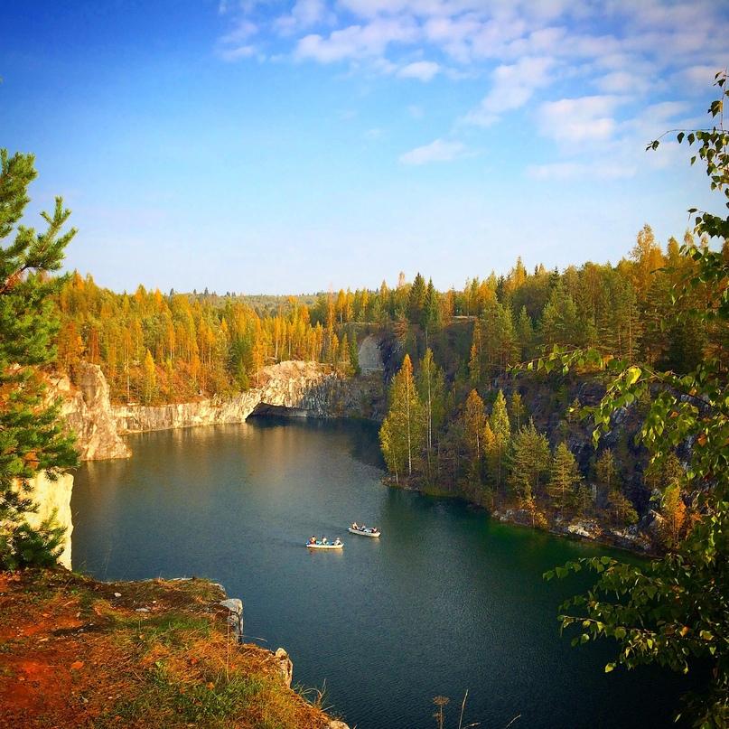 """С 1 октября 2021 года изменяется режим работы Горного парка """"Рускеала"""", изменитс..."""
