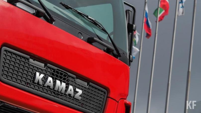 КАМАЗ получит от правительства России более миллиарда рублей