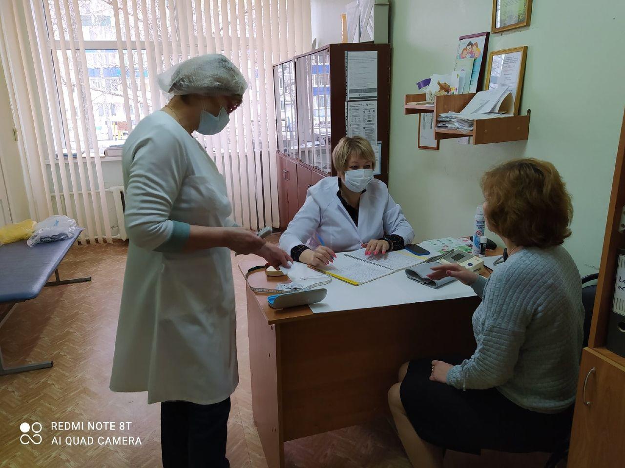 Центральная медсанчасть отметила Всемирный день здоровья