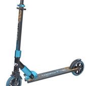 Самокат ТТ Comfort 145R Lux синий