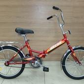 """Велосипед Десна 2200 20"""" Красный"""