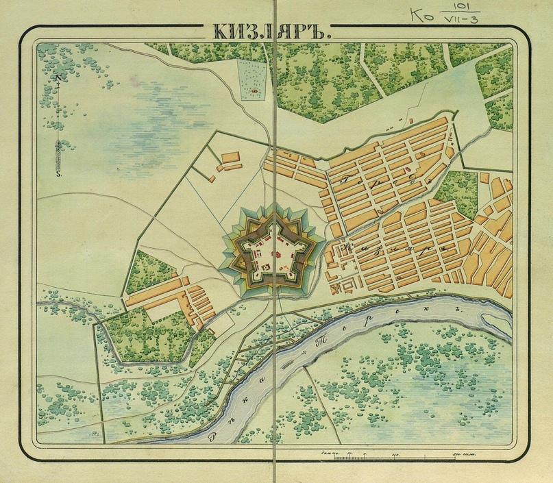 15 сентября 1731 года представители андийского народа присягнули на верность России