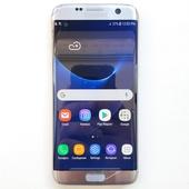 Samsung Galaxy S7 Edge G935P Snapdragon 820 есть пятно и трещины.