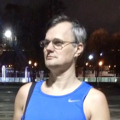 Дмитрий Михайлов, Москва