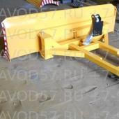 Отвал бульдозерный механический для трактора МТЗ-1221