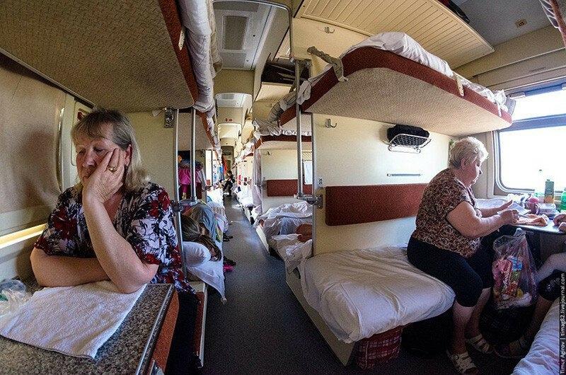 Впервые за месяцы хиккования я выбрался в реальный мир, проехался в поезде, где...