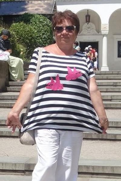 Любовь Солдатенко-Счастливая, Санкт-Петербург