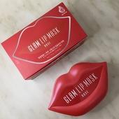 Beauugreen Гидрогелевые патчи для губ с розой  Hydrogel Glam Lip Mask Rose
