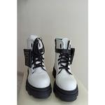 Ботинки белые зимние L'Estrosa