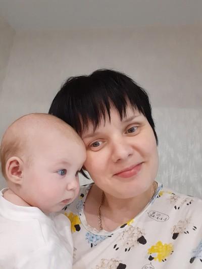 Ольга Польская, Москва
