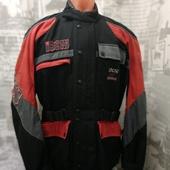 (О324)Мотокуртка текстиль IXS (Швейцария), р-р ХL