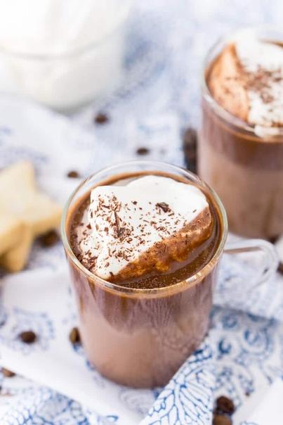 Шоколадный кофе ☕????    Ингредиенты:    Молоко —...