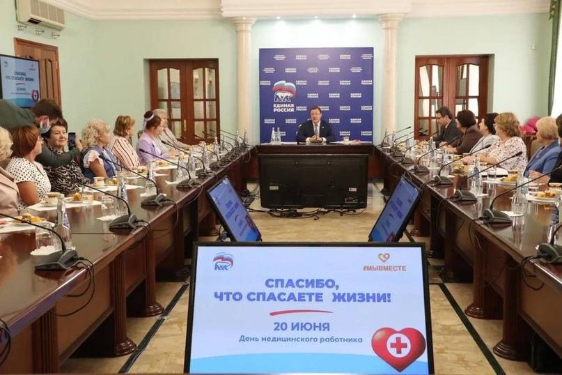 Дмитрий Азаров: «Главные герои – это медицинские работники»
