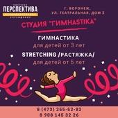 Гимнастика и stretching для детей