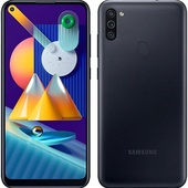 Смартфон Samsung SM-M115F Galaxy M11 Черный