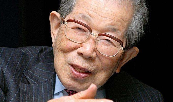 Не выходите на пенсию: совет японского доктора, прожившего 105 лет