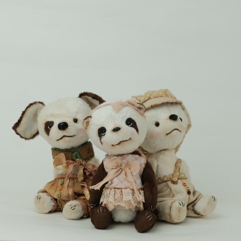 Обучем созданию коллекционных игрушек Тедди 🧸