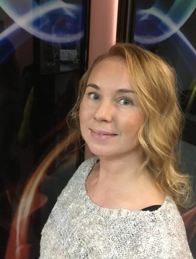 Юлия Есипова, Вологда