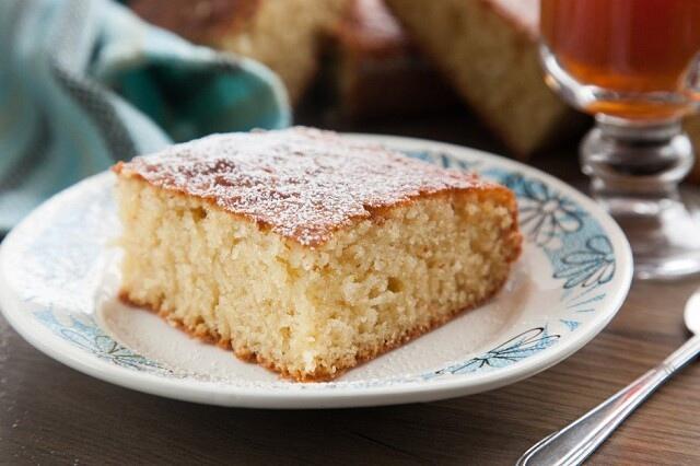 Манник — нежный десерт!