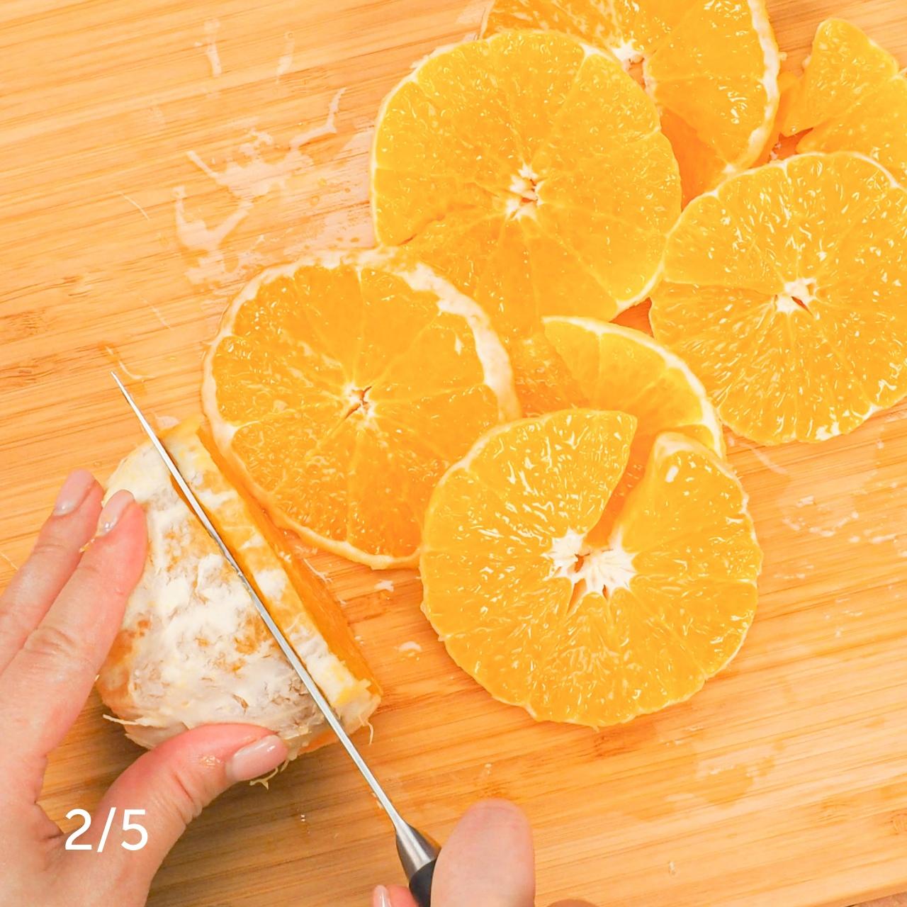 Компот из апельсинов 🍹🍊