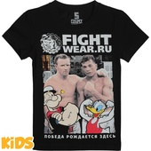 Детская футболка Fightwear Friendship