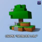 SkyBlock 1.16.4 by Hidens [КлючАрхив] (Minecraft)