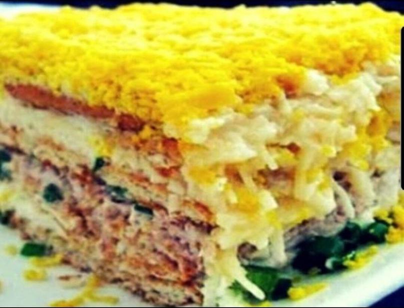 Topт — салaт закусочный с очень нежным вкуcом.