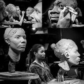 Курс «Скульптурный портрет. II ступень»