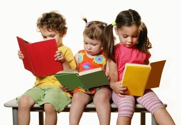 Список книг для детей от 0 до 8 лет