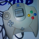 Контроллер / Sega Dreamcast / Цена с учётом доставки