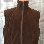 (1260)Жилет  текстильный, размер XL