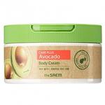 Питательный крем для тела The Saem Care Plus Avocado Body Cream