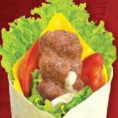 Кебаб- ролл с говядиной