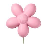 Бра, светло-розовый, диаметр 34 см