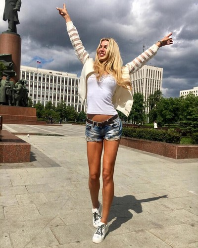 Regina Maritseidlitsa, Москва