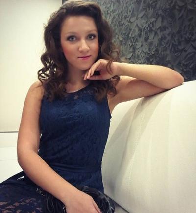 Ульяна Белова, Минск