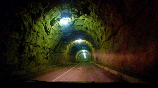 Кабардино-Балкария, балкарская общественная дорога.